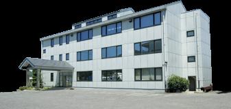 金田コーポレーション建物
