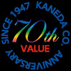 創業70周年ロゴ